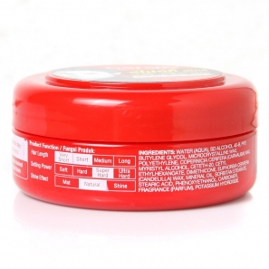 Gatsby Styling Wax Power & Spikes (Red)